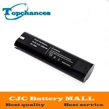 9.6 V 2000 mAh NI-CD Batería Recargable de Reemplazo de Batería para Herramientas Eléctricas para Makita Mak 9000 9001 9002 9033 9034 632007-4