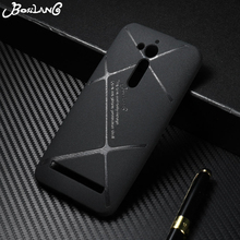 bosilang Silicone Phone Bags For ASUS ZenFone ZB500KL Case ASUS ZB500KL Cover Phone Case 5.0 inch Scrub Matte Soft Shell Housing