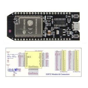 Image 5 - Carte de développement ESP32 WROVER avec 8 mo PSRAM WiFi + Bluetooth faible consommation dénergie double cœurs ESP32