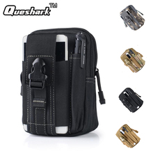 Molle Pouch Camping-Bag Hunting-Pocket Nylon Military Tactical 600D Waterproof Outdoor