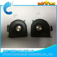 Laptop A1398 Right and Left Side CPU Cooler Cooling Fan for MacBook Pro Retina 15 A1398 Mid 2012 Early 2013 Year 923 0091