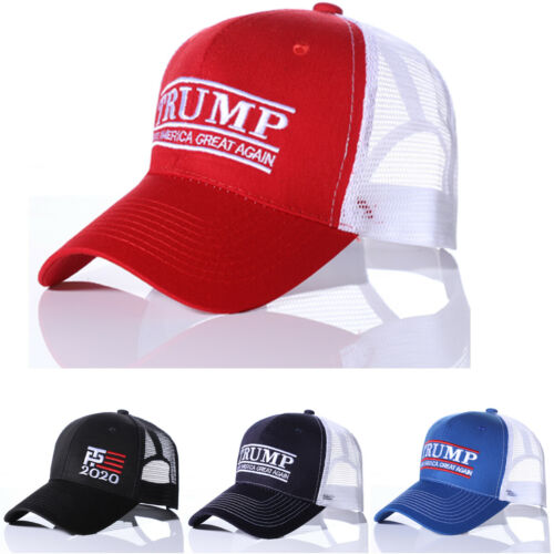 Campaign Hat Baseball-Cap Mesh Embroidery Adjustable Fashion Letters Unisex Casual Adult