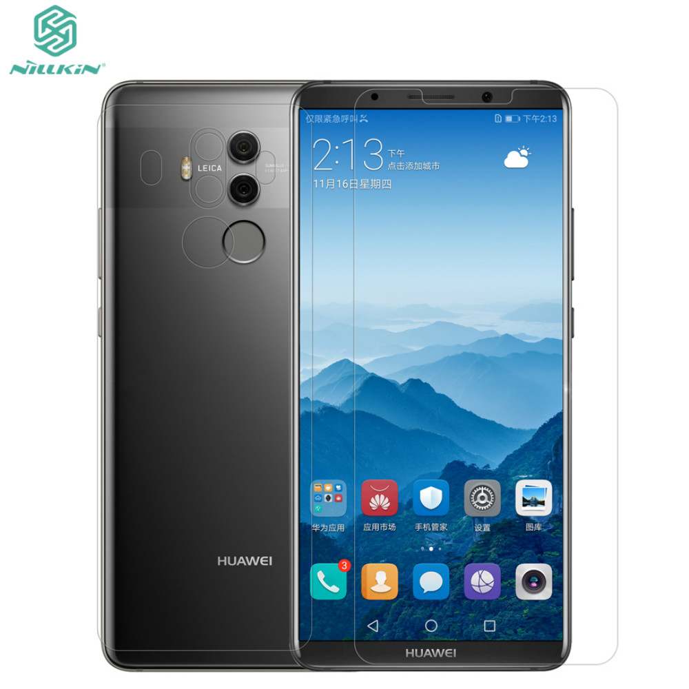 NILLKIN H+Pro Protector Tempered Glass For Huawei Mate 10 Pro Film 9H 2.5D Screen Protective For Huawei Mate 10 Pro Glass FilmNILLKIN H+Pro Protector Tempered Glass For Huawei Mate 10 Pro Film 9H 2.5D Screen Protective For Huawei Mate 10 Pro Glass Film