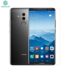NILLKIN H + Pro ochraniacz szkło hartowane dla Huawei Mate 10 Pro Film 9H 2.5D ochronne na ekran dla Huawei Mate 10 Pro szklana folia