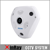 ESCAM 360degree Panoramic Fisheye Camera 960P Wifi Wireless CCTV IP Camera Support Two Way Audio QP180