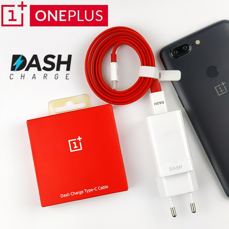 Original oneplus 6 dash charger 5V 4A <font><b>power</b></font> Supply unit wall <font><b>adapter</b></font> quick fast charge for oneplus 6t 5T 5 3t 3 <font><b>usb</b></font> type C cable image