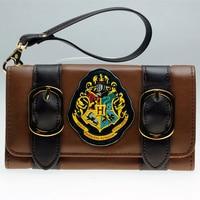 Harry Potter Satchel Fold Wallet 4 X 8in DFT 1953