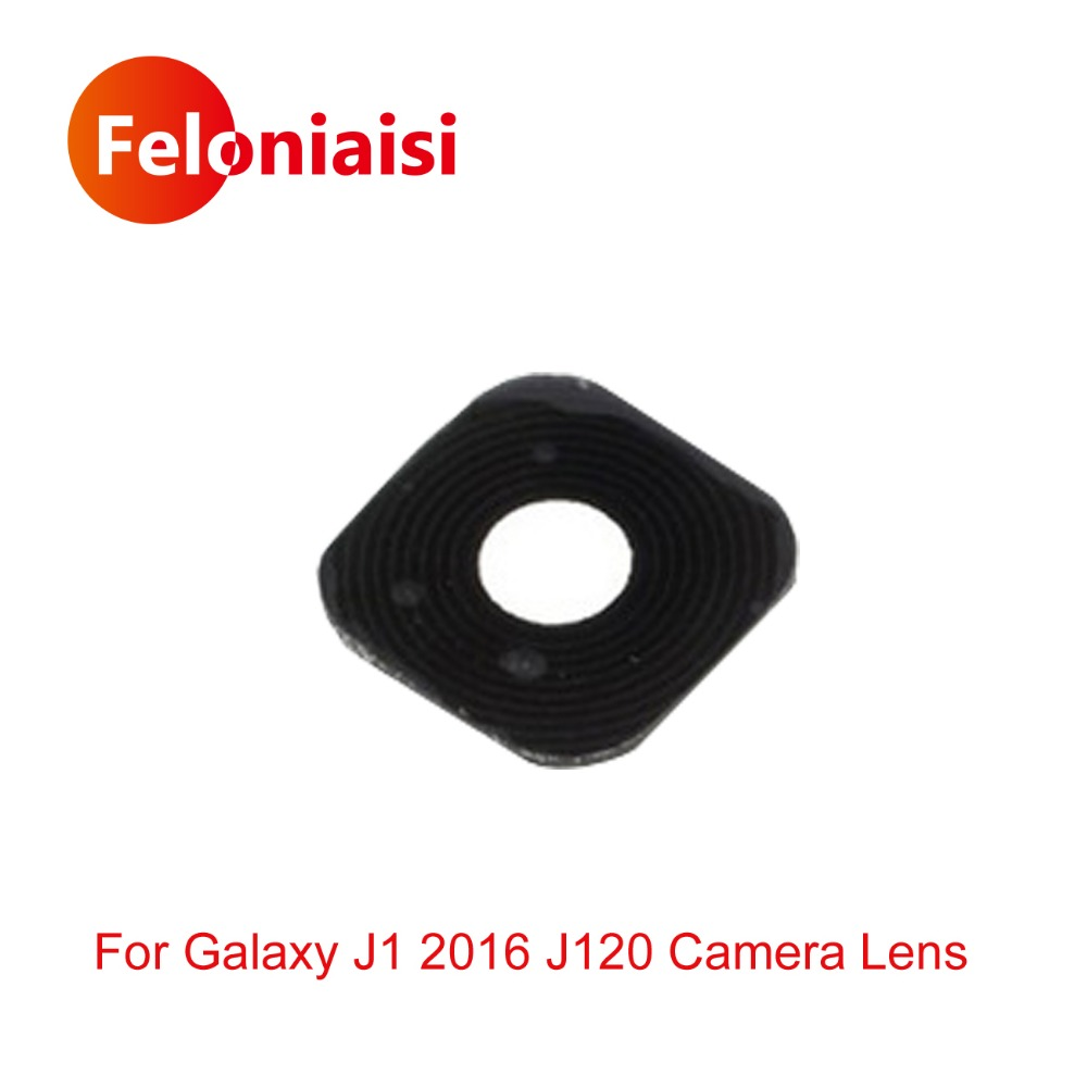 High Quality For Samsung Galaxy J1 2016 J120 Camera Lens Parts Repair Replacement