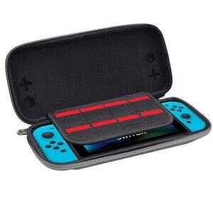 Image 4 - Nintend Switch NS คอนโซลกระเป๋าถือ Hard สำหรับ Nintend Switch Console อุปกรณ์ป้องกันกระเป๋าเดินทางแบบพกพากระเป๋า