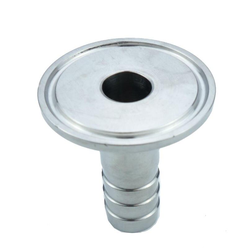 Sanitär Sanitär Schlauch Barb Rohr Fitting Tri Clamp Typ Ferrule Edelstahl Sus Ss 304 Rohrverbindungsstücke