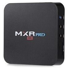 MXR PRO RK3328 Quad-core Android 7.1 TV Box 4 K H265 4 GB DDR3 + 32 GB mem HDMI 2.0 Media Player Smart Set Top boîte