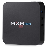 MXR PRO RK3328 Quad-core Android 7.1 TV Box 4 Karat H265 4 GB DDR3 + 32 GB eMMC HDMI 2,0 Media Player Smart Set-Top box