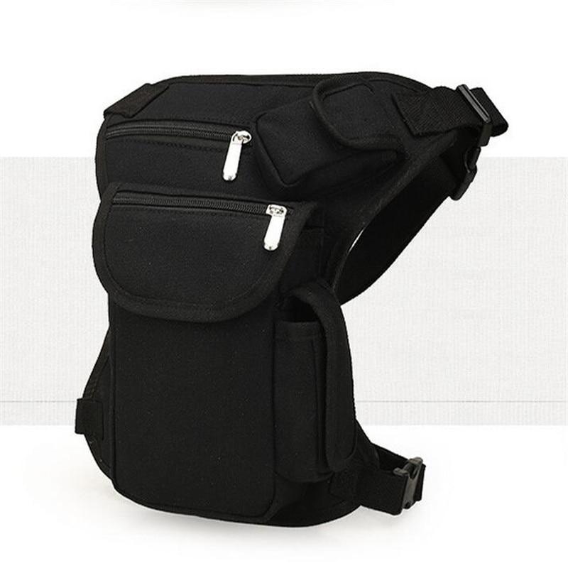 drop leg bolsa de cintura Materials : Top Quality Canvas Waist Bag