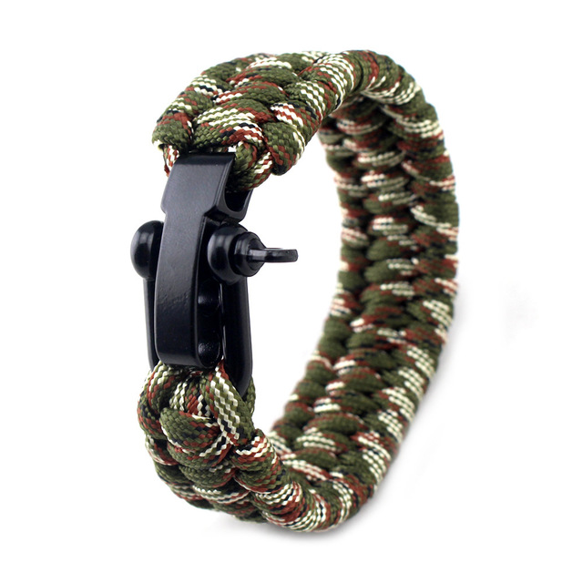 Survival Braided Rescue Rope 1