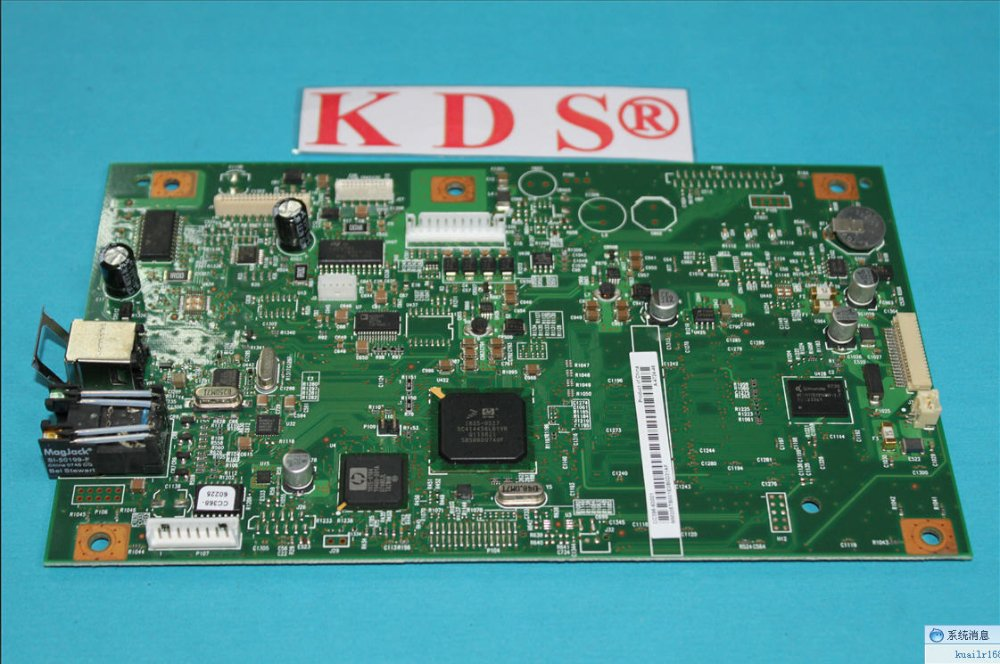 Motherboard Logical Board Mainboard Printer Logic board 1522NF  printer spare parts Brand New ! brand new printer spare parts logic board laserjet for hp175nw 175n 175a formatter board main board