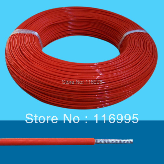 Free shipping 590meters 1 roll Ul1571awm 32awg 7 core electrical ...