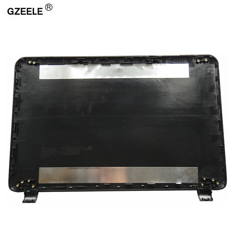 GZEELE Laptop Top LCD Back Cover for HP 15-G 15-R 15-T 15-H 15-Z 15-250 15-R221TX 15-G010DX 250 G3 255 G3 Rear case 761695-001 new lcd back cover for hp 15 g 15 r 250 g3 255 g3 rear case 760967 001 ap14d000c70 gray
