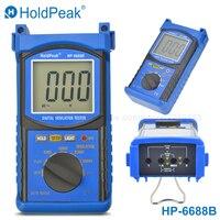 HoldPeak 6688B digital Megohmmeter Insulation Resistance Tester Electrical Resistance Meter 200G(ohm) 500V/1000V/2500V/5000V