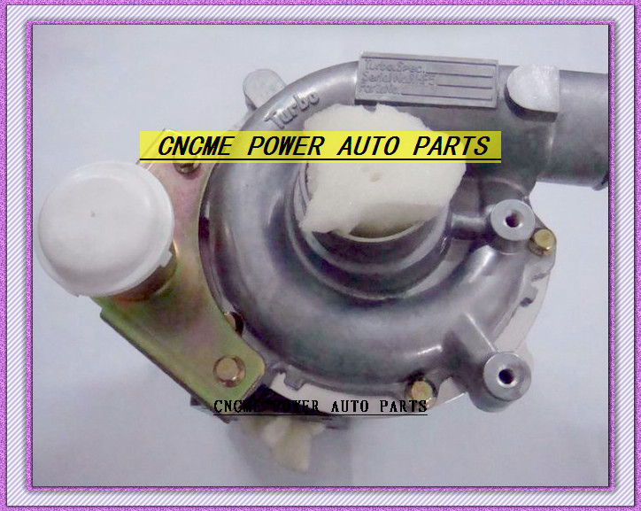 Turbo RHF5 VIDA 8972402101 Turbocharger ISUZU D-MAX Rodeo Pickup 2.5L TD 4JA1-L 4JA1L 2004- 136HP (4)
