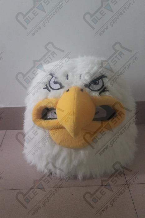 Violet muscle mascotte d'aigle costumes power bird costumes de mascotte Vautour condor - 3