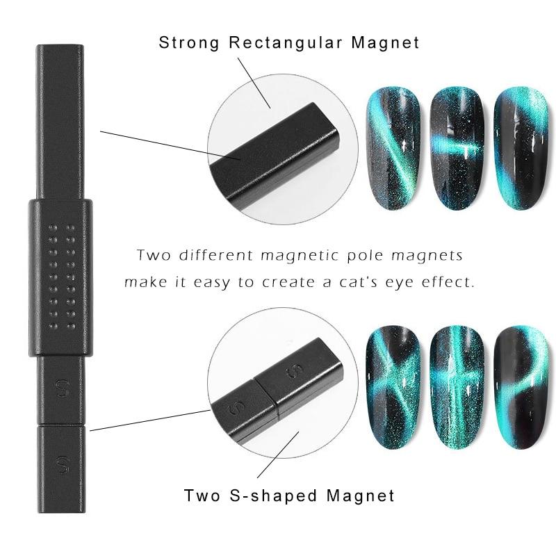 manicure nail Magnet stick