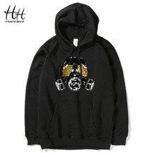 HanHent Breaking Bad Novelty Hoodies Men Design Streetwear Spring Autumn Cotton Thin Chemistry Printed Plus Size O-Neck hoodies