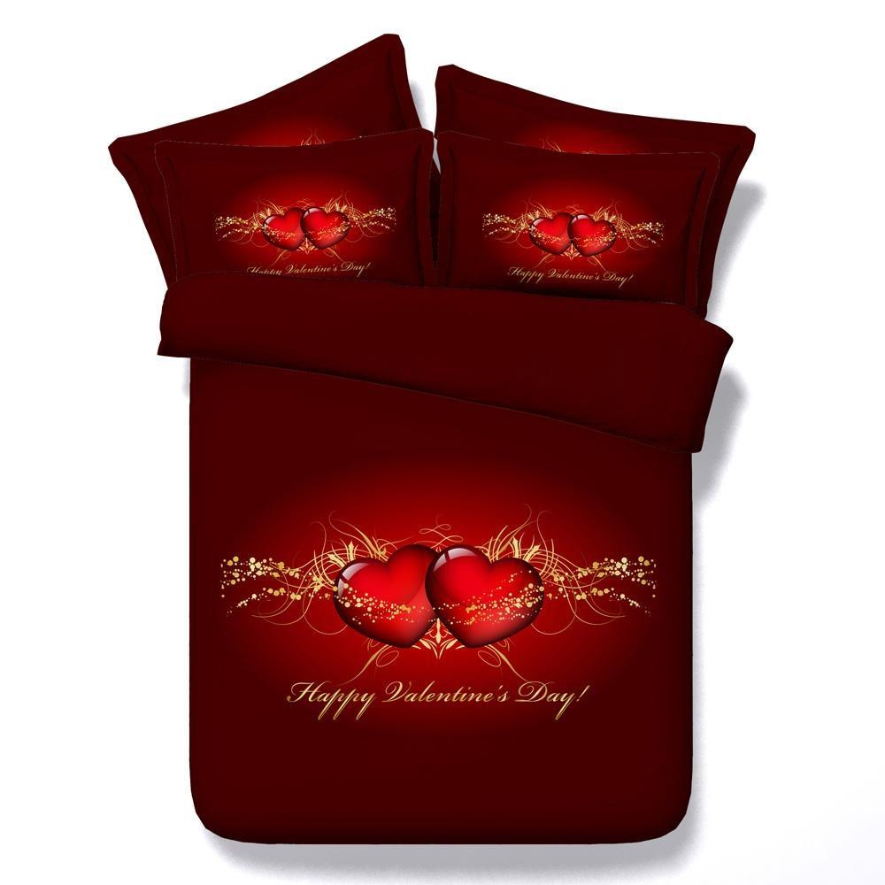 Valentine S Day Bedding Set