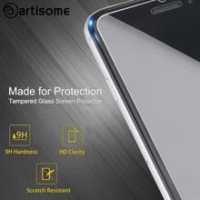 Glass For iPhone 7 6 6S Plus SE 5S 5 5C Tempered Glass Screen Protector Phone Cover For iPhone 6 5S 5 Case Protective ARTISOME