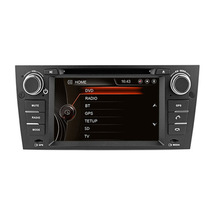 "7 ""Pantalla Táctil Capacitiva de ALTA DEFINICIÓN de Coches Reproductor de DVD de Navegación GPS para BMW E46 M3 GPS Bluetooth Radio RDS IPOD USB con el Original de BMW UI"