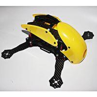 FPV Racing Robocat 270 Carbon Fiber Mini Drone RC Quadcopter Frame With Hood Cover