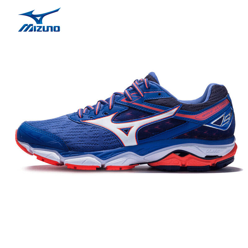 MIZUNO Women WAVE ULTIMA 9 Running Shoes Cushion Stability Sports Shoes Breathable Sneakers J1GD170916 XYP619 кроссовки mizuno wave precision 13