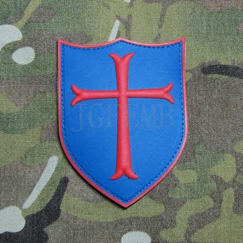Sfondo Blu Rosso Disegno Devgru Seal Team Croce Tattico Militare