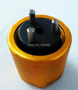Image 1 - Común inyector para riel tres llave de clavijas herramienta de desmontaje tres mandíbula cabeza de Llave de tuercas herramienta para Denso inyector diesel de herramienta de la reparación