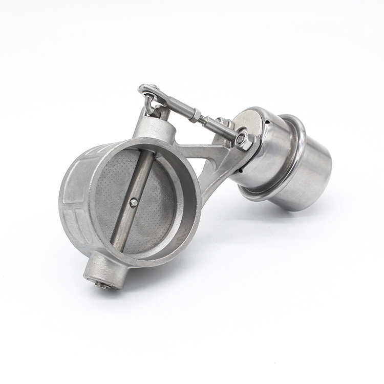 Válvula de escapamento de vácuo, peças de