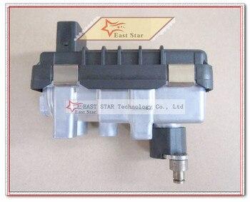 מגדש טורבו אלקטרוני wastegate טורבו חשמלי מפעיל G-59 G-059 G59 G059 767649 6NW009550 6NW-009-550 6NW 009 550 שסתום