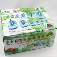 Health Care Equipment Kang Nian 12 Cans Of Cupping Therapy Magnetic Therapy Bubble Extraction Cup Ping