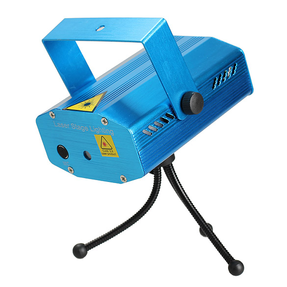 Blue Mini Strobe Laser Stage Effect Auto Mode DJ Party Music Active Light 88 ALI88 rg mini 3 lens 24 patterns led laser projector stage lighting effect 3w blue for dj disco party club laser