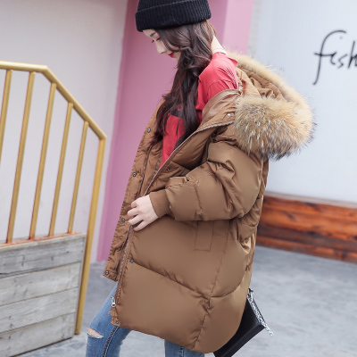 Winter Warm Pregnancy Down Jacket Female Coat Overcoat For Pregnant Women Loose Outerwear Thick Maternity Clothing 2019 new autumn and winter maternity outerwear women s clothing for pregnant thick loose coat pregnant s clothing plus size coat