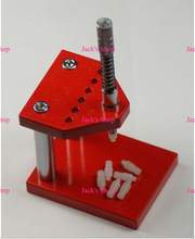 Reloj de Mano Presto Presser Relojeros herramientas de Reparación de Montaje de Ajuste MANOS de Prensa