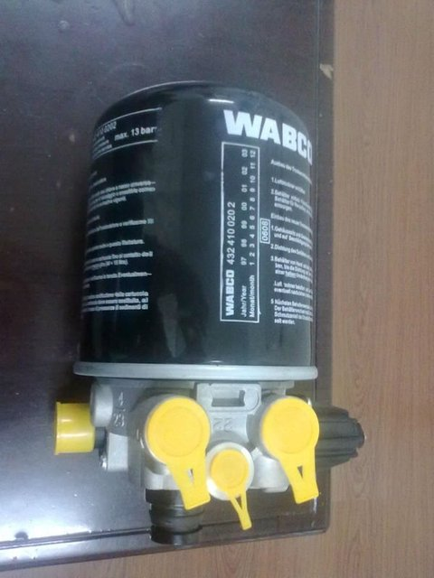 Wabco Air Dryer Assy 4324101020 For Volvo Mercedes Benz
