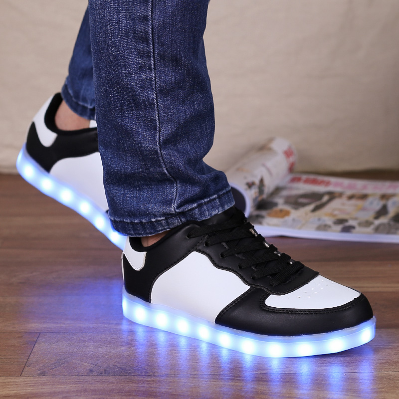 Led Sneakers Classic 2.0 9