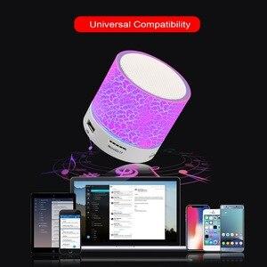 Image 3 - Haut parleur Bluetooth Portable sans fil GETIHU Mini haut parleur Audio stéréo TF USB FM pour colonne dordinateur de téléphone Xiaomi