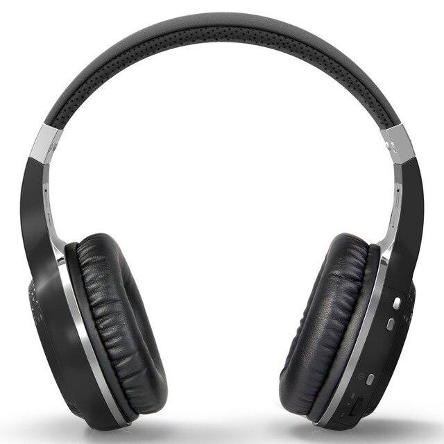 100% Original Bludio Bluedio Headphones Headset Mic for iPhone 5 5S 6 HT shooting Brake Bluetooth 4.1 Wireless Stereo Bass