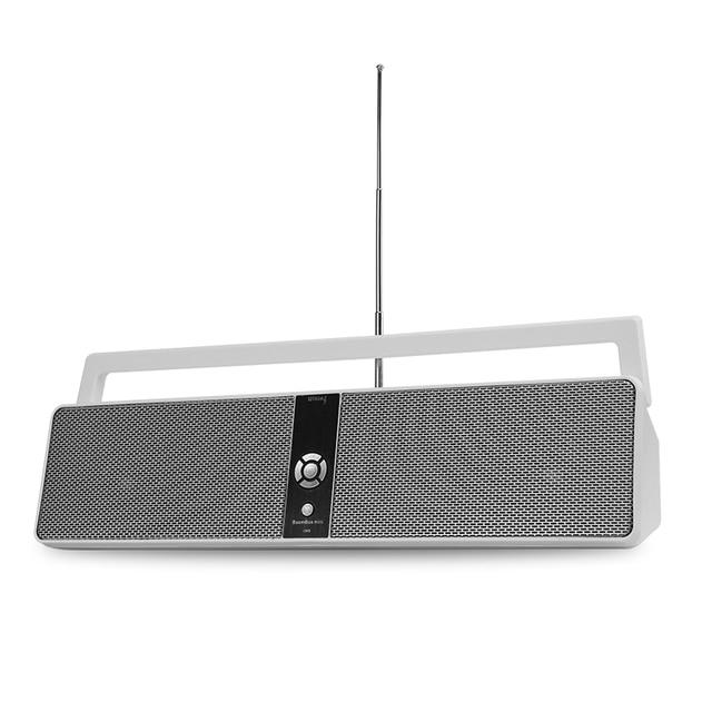 강력한 휴대용 하이파이 블루투스 스피커 무선 붐 박스 음악 플레이어 스테레오 야외 라디오 스피커 지원 USB/TF/MP3/MP4