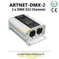 Litewinsune ArtNet Вход DMX512 Выход сигнала 1024 Каналы Усилители домашние Диммер консоли Запчасти RJ45 XLR 3 Разъем artnet dmx 2