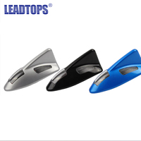 Solar Automobile Anti Collision Warning Lamp LED Strobe Lamp Lamp With Seven Bilateral Shark Fin At