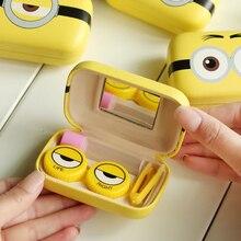 Minions Contact Lens Case