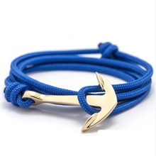 Leather Risers Bracelet