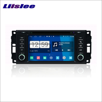 Liislee For Dodge Charger 2008~2012 Car Radio CD DVD Player Stereo GPS Nav Navi Navigation Android Andriod Multimedia System