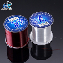 JIADIAONI 500m Exotic Nylon Carp Fishing Line Super Strong Monofilament Fly Fishing Line Fishing Tackle
